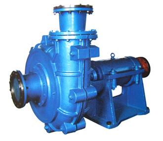 Slurry Pump ZJ Series