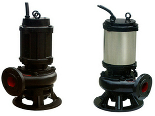 Automatic Agitating Sewage Pump JYWQ Series