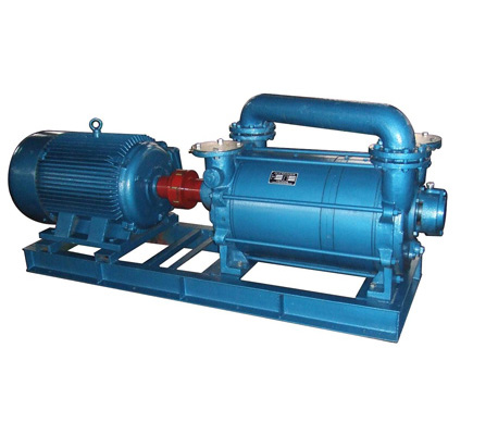 Double Stage Water Ring Vacuum Pump 2SK Series
